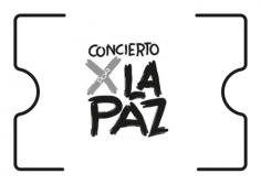 concierto por La Paz >