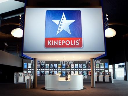 Kin polis madrid ciudad de la imagen madrid for Sala 25 kinepolis