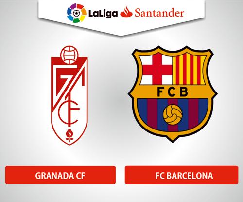 Resultado de imagen de GRANADA-FC BARCELONA