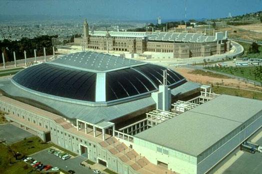 Palau sant jordi barcelona marcaentradas com venta for Piscinas sant jordi barcelona